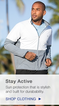 Men's Sun Protective Clothing