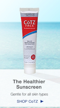 COTZ Total Block Sunscreen