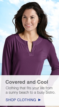 Women's Sun Protective Clothing