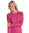 Women's Long Sleeve Fitness Shirt