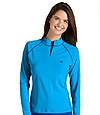 Womens Long Sleeve Swim Shirt