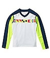 Boy's Paddle Long Sleeve Rash Guard