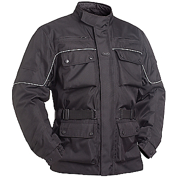Bilt Typhoon Waterproof Textile Motorcycle Jacket