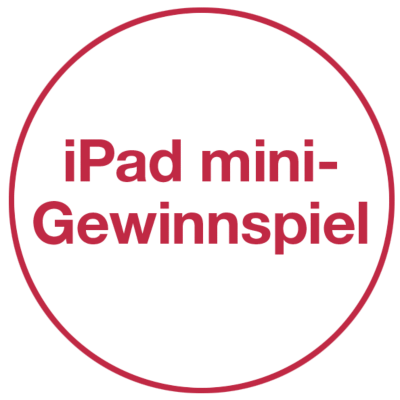 iPad mini-Gewinnspiel