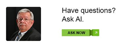 Have questions?  Ask Al. ASK NOW.