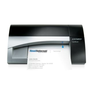 Dymo cardscan team card scanner reheart