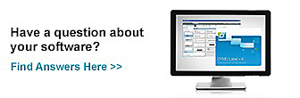 Have questions about your DYMO software? Find Answers Here