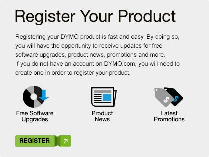 Register Your Product