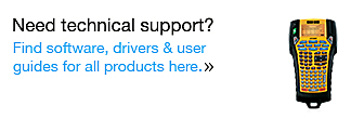 Need Technical Support? Find software, drivers & user guides for all products here.