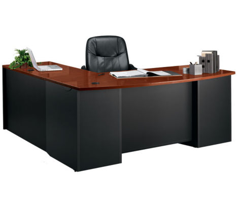 compare executive bowfront l desk with locking pedestals 72w d35686 bow front reception counter office reception desk