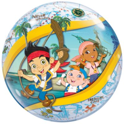 Jake and the Never Land Pirates Bubble Balloon
