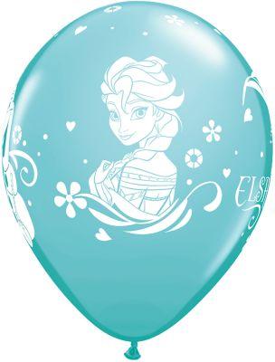 Frozen Balloons, Pack of 6