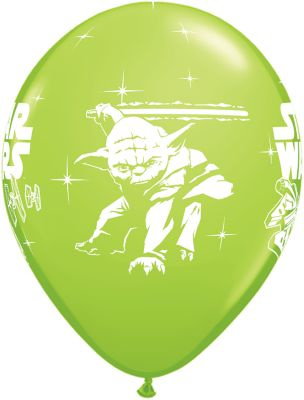 Star Wars - Luftballons, 6er-Pack