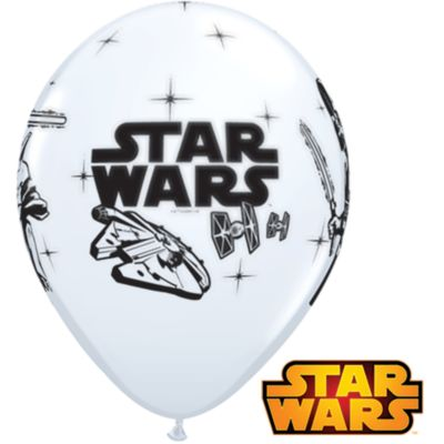 Pack 6 globos de Star Wars