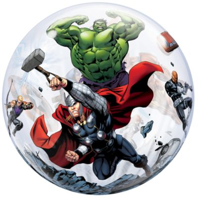 Globo burbuja de Los Vengadores