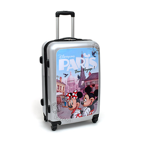Disneyland Paris Large Suitcase