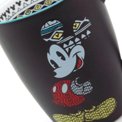 Mickey Mouse Matte Mug, Disneyland Paris Tribal Collection