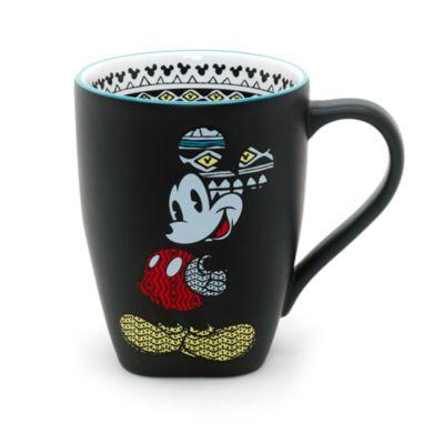 Disneyland Paris - Micky Maus Tribal Collection Becher matt