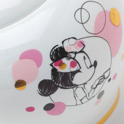 Disneyland Paris - Minnie Maus Parisienne Zuckerdose