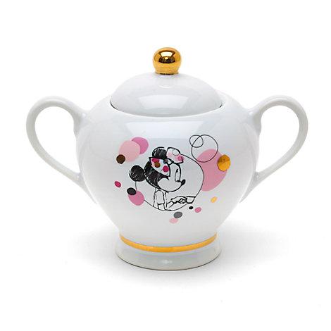 Minnie Mouse Parisienne Sugar Pot, Disneyland Paris