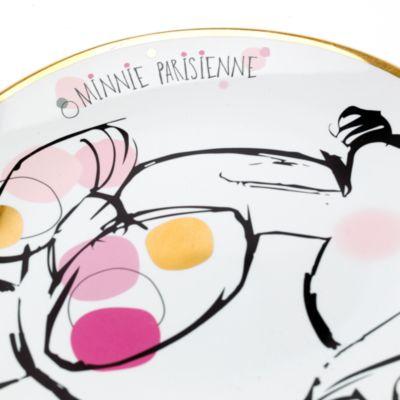 Minnie Mouse Parisienne Small Plate, Disneyland Paris