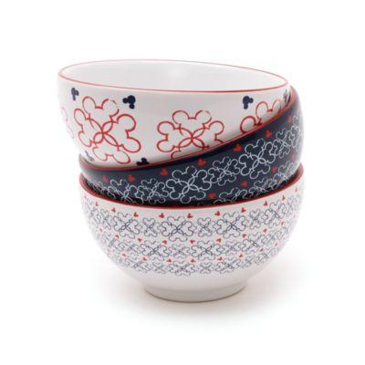 Azul Bowls, Set of 3