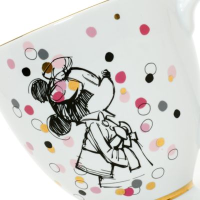 Minnie Maus - Parisienne Disneyland Paris Becher