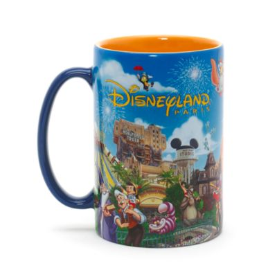 Disneyland Paris Story Book Mug