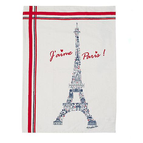 Disneyland Paris Cityscape Tea Towels, Set of 2