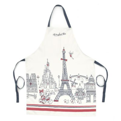 Disneyland Paris Cityscape Apron