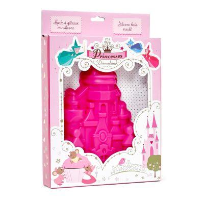 Disneyland Paris Disney Princess Castle Silicone Cake Mould
