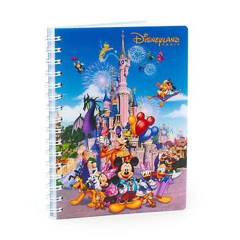 Disneyland Paris Sleeping Beauty's Castle A5 Notebook