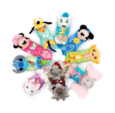 Disney's Babies Mickey Mouse Soft Toy and Blanket