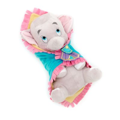 Disney's Babies Dumbo Soft Toy and Blanket
