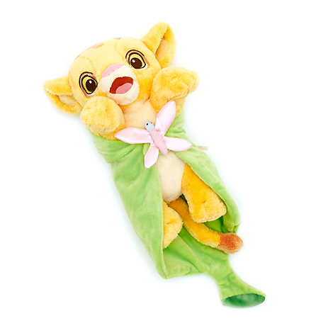 Disney's Babies Simba Soft Toy and Blanket