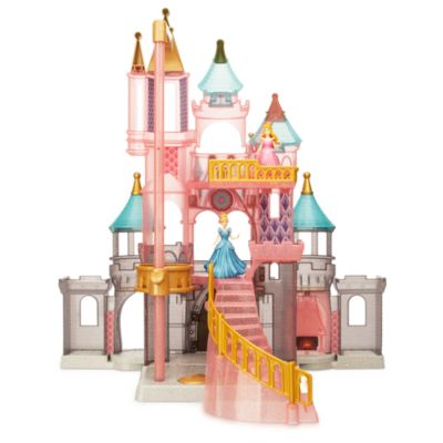 Disney Princess Fireworks Castle Playset