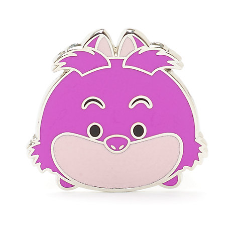 Cheshire Cat Tsum Tsum Pin, Disneyland Paris