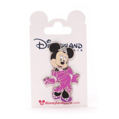 Minnie Mouse Gemstone Pin