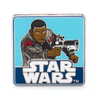Finn Disneyland Paris Pin, Star Wars: The Force Awakens