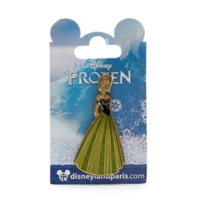 Disneyland Paris Anna From Frozen Pin