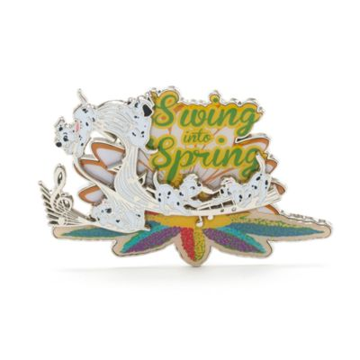 101 Dalmatians Swing Into Spring Limited Edition Pin