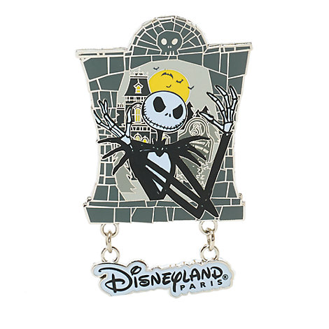 The Nightmare Before Christmas Limited Edition Pin, Disneyland Paris