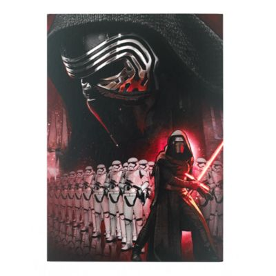 Disneyland Paris Star Wars: The Force Awakens Cards, Set of 6