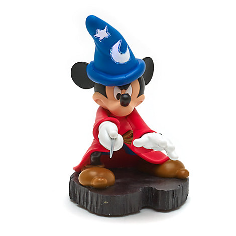 Mickey Mouse Sorcerer's Apprentice Light-Up Figurine