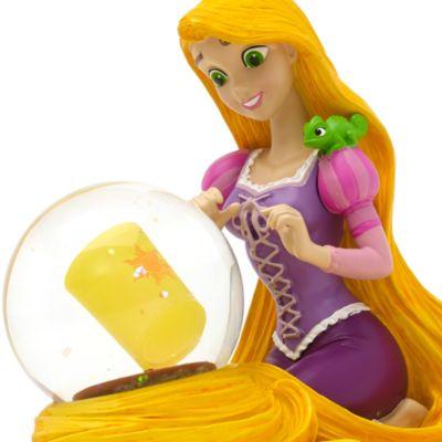 Disneyland Paris Rapunzel Light-Up Snow Globe