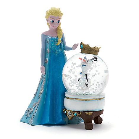 Elsa and Olaf Snow Globe