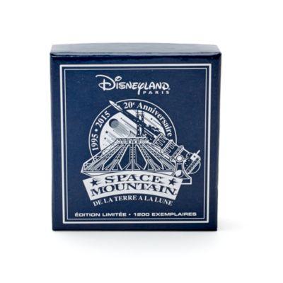 Disneyland Paris Space Mountain Limited Edition 20th Anniversary Medallion