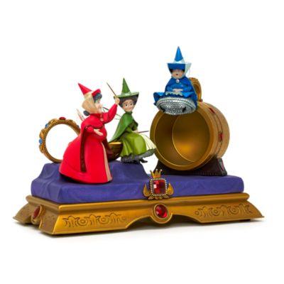 Disneyland Paris Three Fairies Figurine