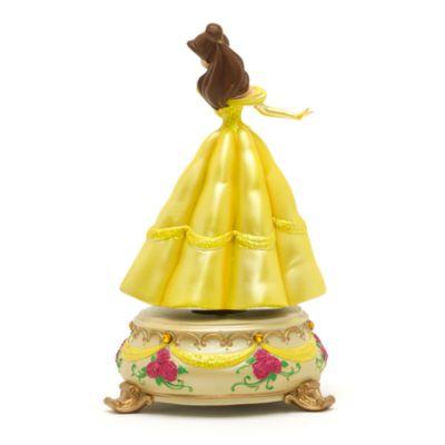 Disneyland Paris Belle Musical Figurine