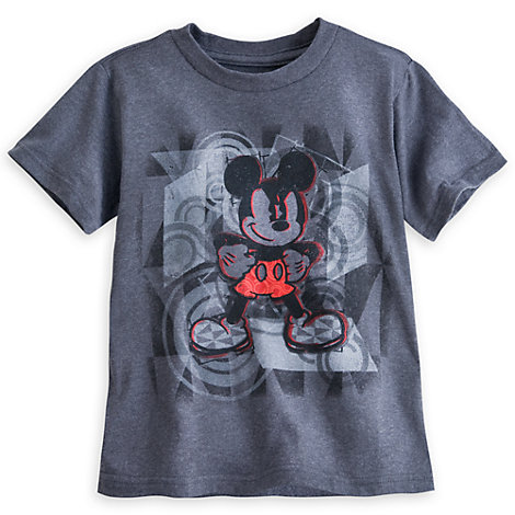 micky maus t shirt f r kinder. Black Bedroom Furniture Sets. Home Design Ideas